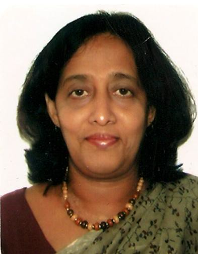 Mrs. Chitranganee Wagiswara, Sri Lanka Foreign Service (1981)