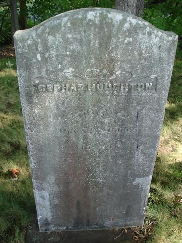 Cephas HOUGHTON by midgefrazel