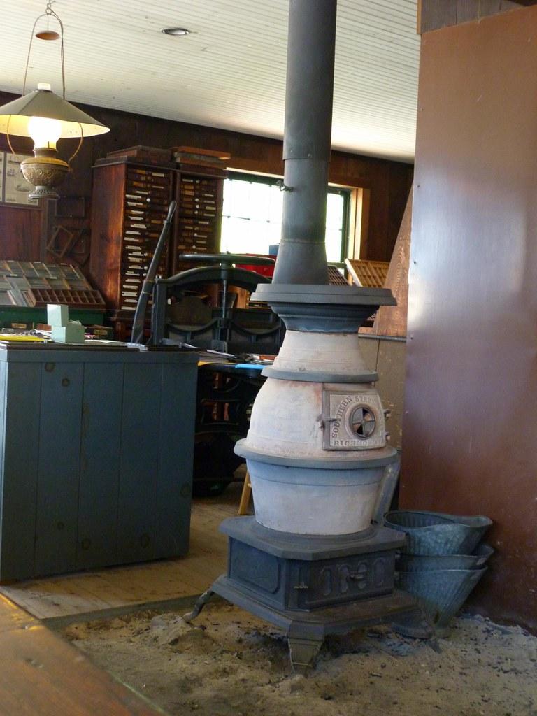 Cast Iron Pot Belly Stove Cast Iron Pot Belly Stove