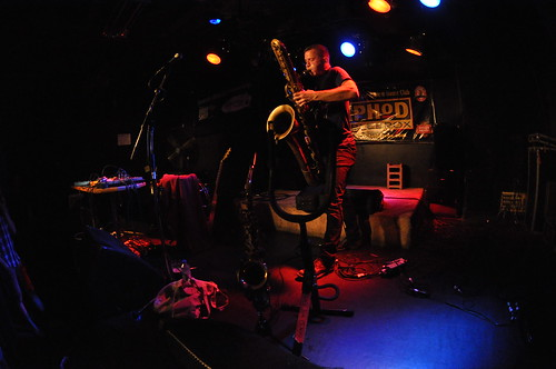 Colin Stetson at Zaphod Beeblebrox