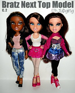 Bratz Next Top Model C. 2- 10th Judging