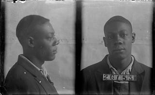 Henton, Jasper O'Neil (AKA- Brown). Inmate #26153 (MSA)