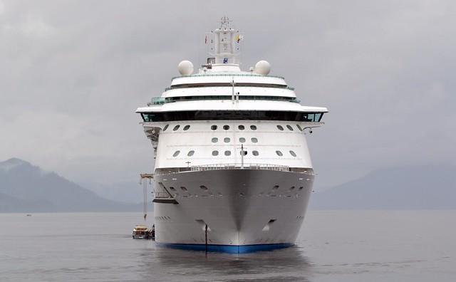 Radiance of the Seas - Cruise Ship - Alaska