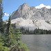 Small photo of El Capitan and Alice Lake