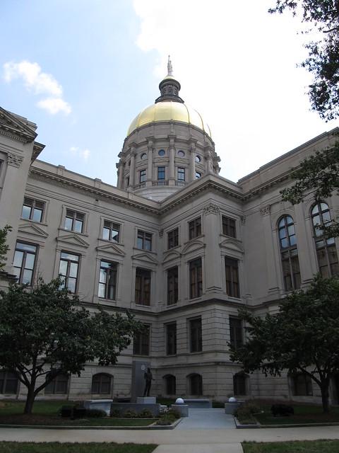 Georgia State Capitol Atlanta Georgia  Flickr  Photo