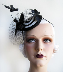 The Hitchcock - The Birds   Vertigo Inspired Hat Fascinato…  e8173fe3205