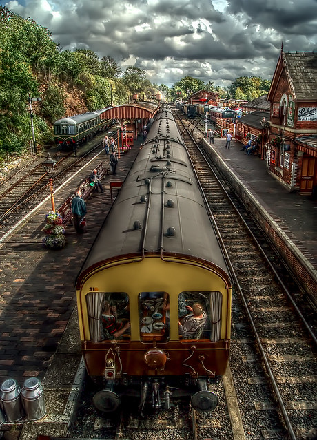 runman555 - Bewdley station