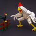 Who are you calling chicken? by Legohaulic