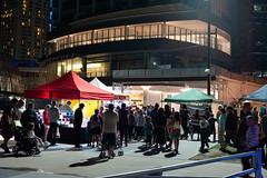 Night market at Surfers