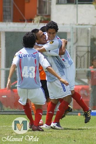 DSC00335 Lobos Prepa vs Centro Universitario del Futbol Liga de Nuevos Talentos Segunda División J5 TA 2011 por LAE Manuel Vela