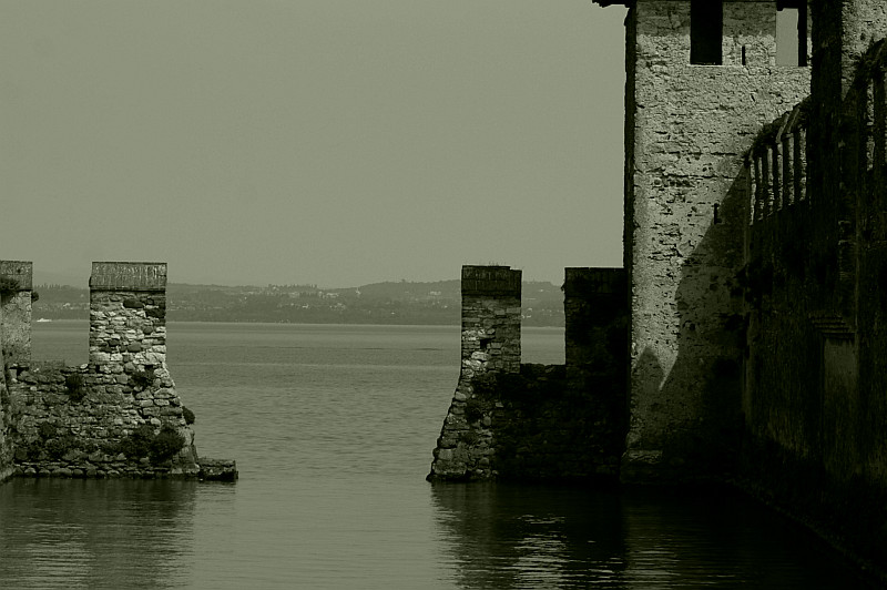 Peschiera del Garda Fortification