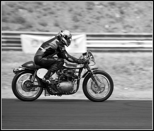 NorBSA Classic Racing Bike