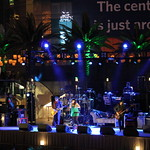 Thievery Corporation Performing at The Boulevard Pool at The Cosmopolitan of Las Vegas