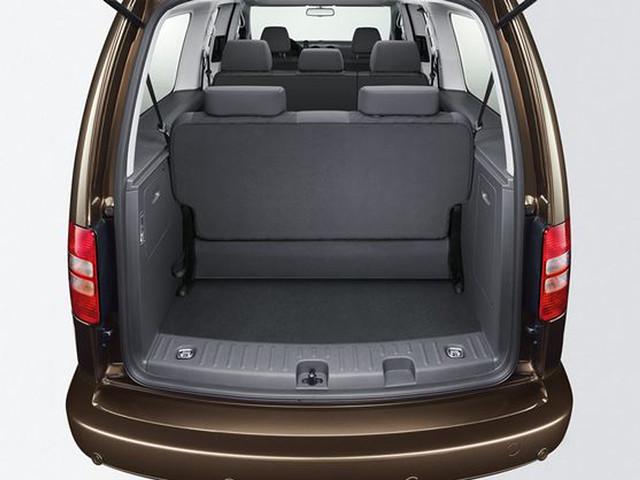 VW Caddy Maxi Life Capacity | www.vwcommercialvans.co.uk/cad