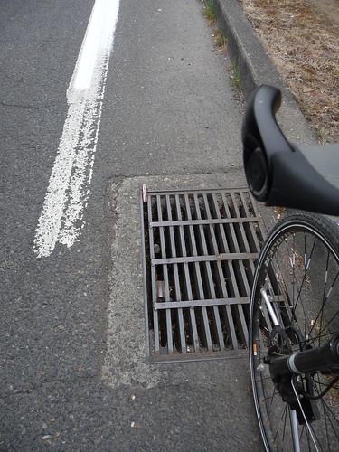 Anybody Got A Grate Story To Tell Bike Vs Drain Bike