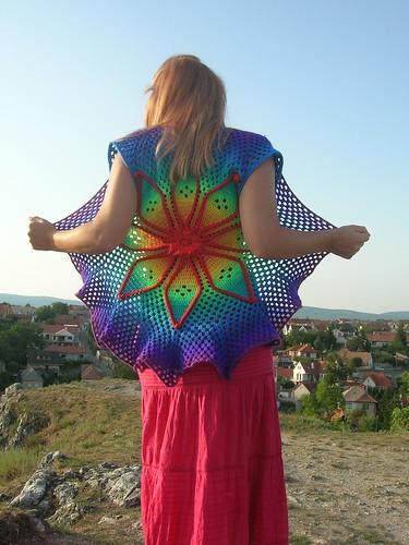 LAXMI, The Doily Style Vest