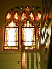 Tiffany windows, Yaddo