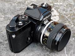 Nikon FM & Micro Nikkor 55mm F3.5 Ai