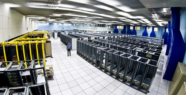 Server CERN
