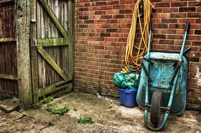 Gardeners Area