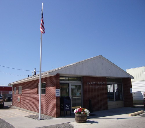 Post Office 82412 (Byron, Wyoming)