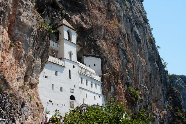 The Monastery of Ostrog (Montenegro)