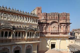 Jodhpur - Merangarh Fort