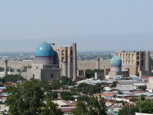 Los reflejos azules de samarkanda i el regist n for Samarkanda el tenedor