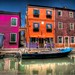 Burano - Orange house by navarob