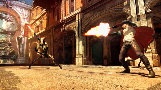 E3 2012: DmC: Devil May Cry Preview