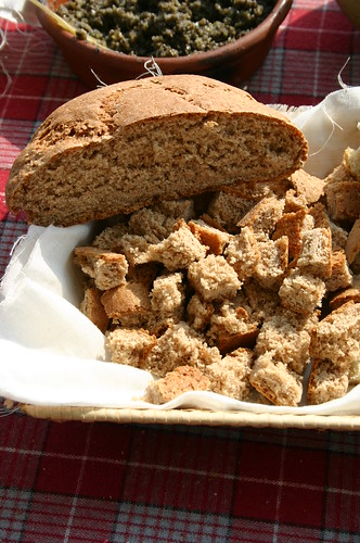 Spelt Army Bread