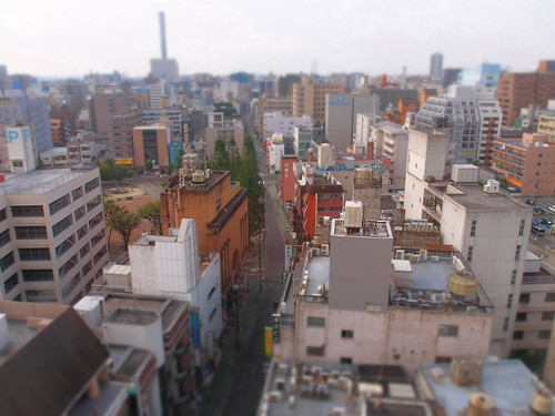 名古屋の街/Nagoya