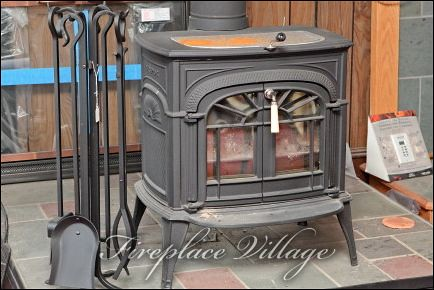 Vermont Castings Intrepid II Wood Stove | Flickr - Photo Sharing!