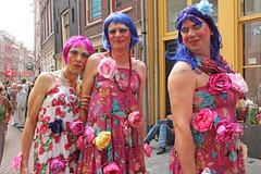 Hartjesdagen Zeedijk - Amsterdam (Netherlands)