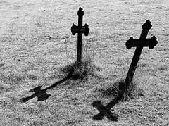 Crosses (B&W)