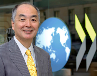 Rintaro Tamaki,  Deputy Secretary-General of the OECD