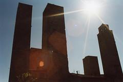 San Gimignano aneb Obrázkovou knihou na toskánský Manhattan