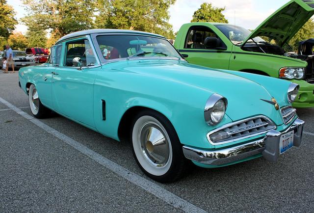 Howstuffworks 1953 1954 Studebaker Commander Regal Autos