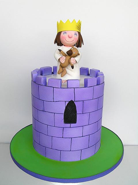 Little Princess Cake Images : Little Princess cake for my little Mr Marlon! Flickr ...