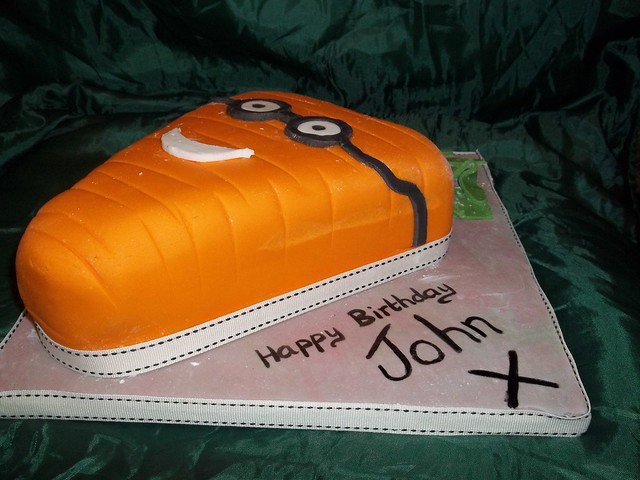 Cake Decorating Carrot Shaped : Carrot Shaped Carrot Cake Flickr - Photo Sharing!