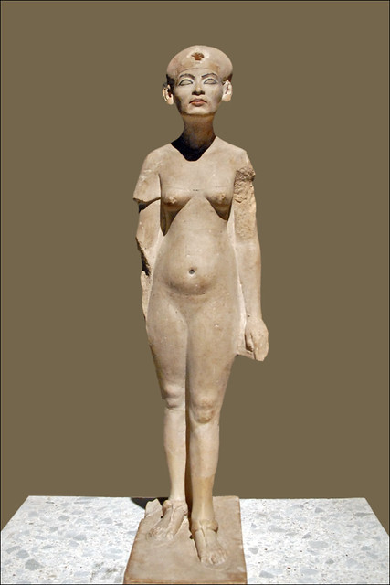 Nefertiti (Neues Museum, Berlin)