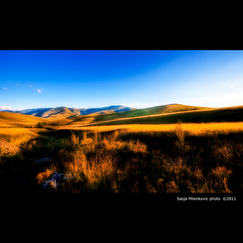 sunset summer sky sun mountain nature evening view serbia srbija zlatibor servie goldensummerglow