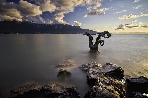 Lady Of Vevey