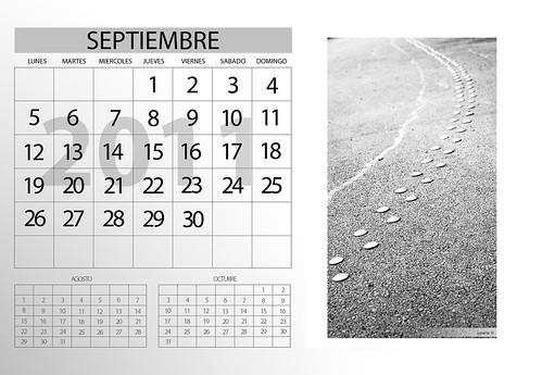 Iraila · Septiembre · September
