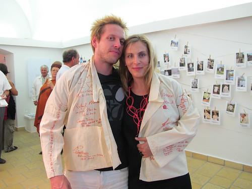 Barbara Kramer & Lukas Göbl, Krems an der Donau, Austria