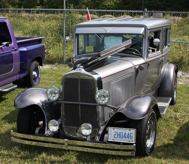 1930 pontiac 4 door hot rod flickr photo sharing for 1930 pontiac 4 door sedan