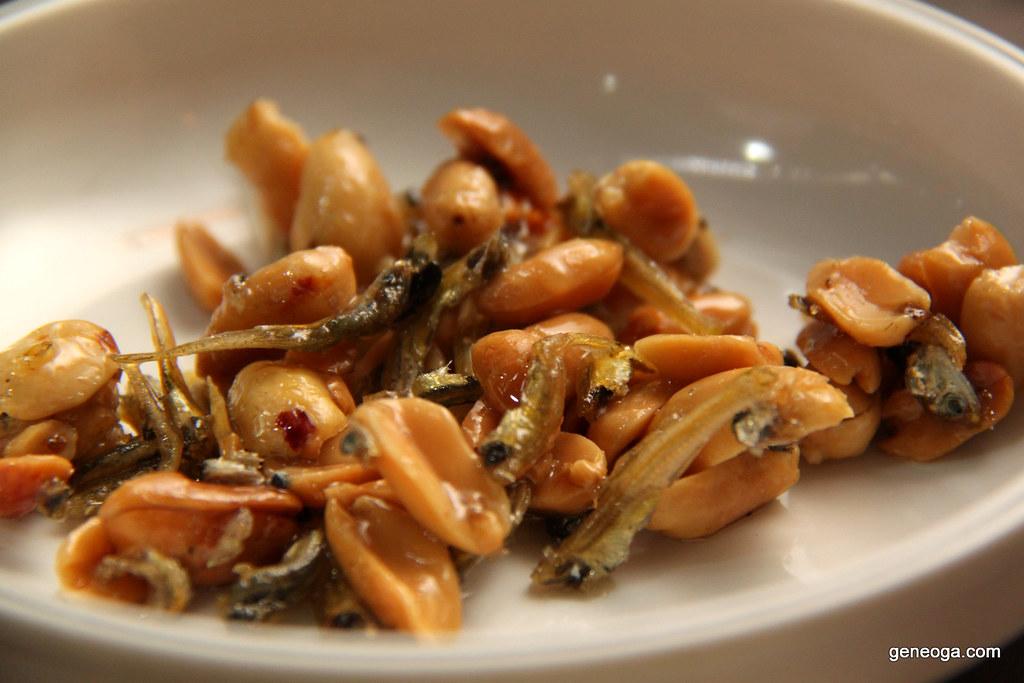 Kacang Ikan Bilis