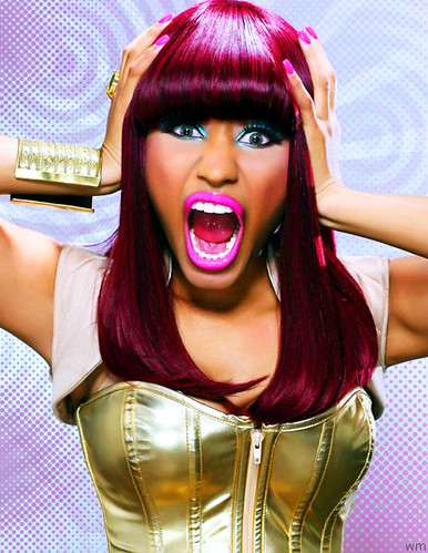 nicki minaj scream
