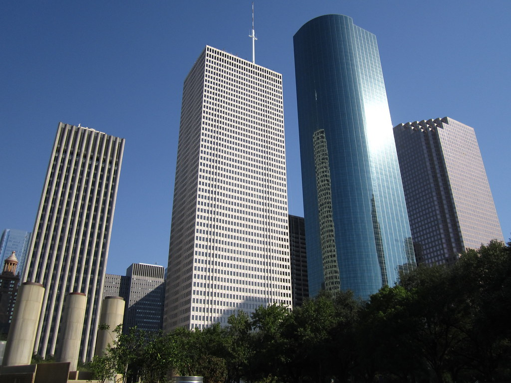Sky Scrappers of Houston