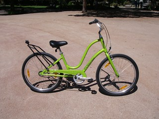 Electra Townie Original 3i (c/ Big Easy acoplado)